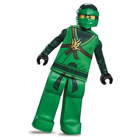 Boys' Ninjago Lloyd Prestige Halloween Costume