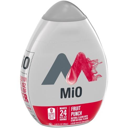 MiO Fruit Punch Liquid Water Enhancer - 1.62 fl oz Bottle - image 1 of 4