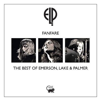 Emerson, Lake & Palmer - Fanfare: The Best of Emerson, Lake & Palmer (CD)