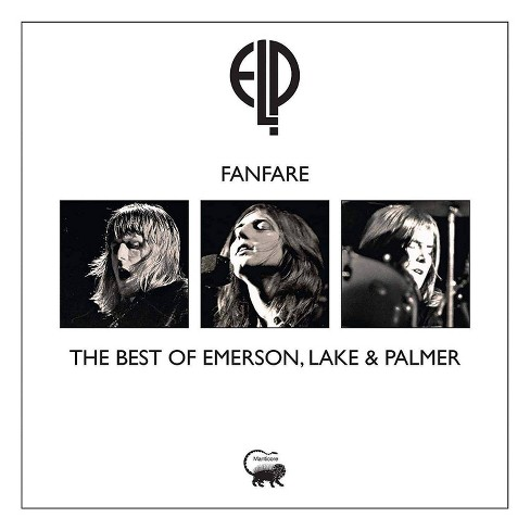 Lake  Emerson &  Palmer - Fanfare: The Best of Emerson, Lake & Palmer (CD) - image 1 of 1