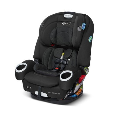 Graco 4Ever DLX SnugLock 4-in-1 Convertible Car Seat