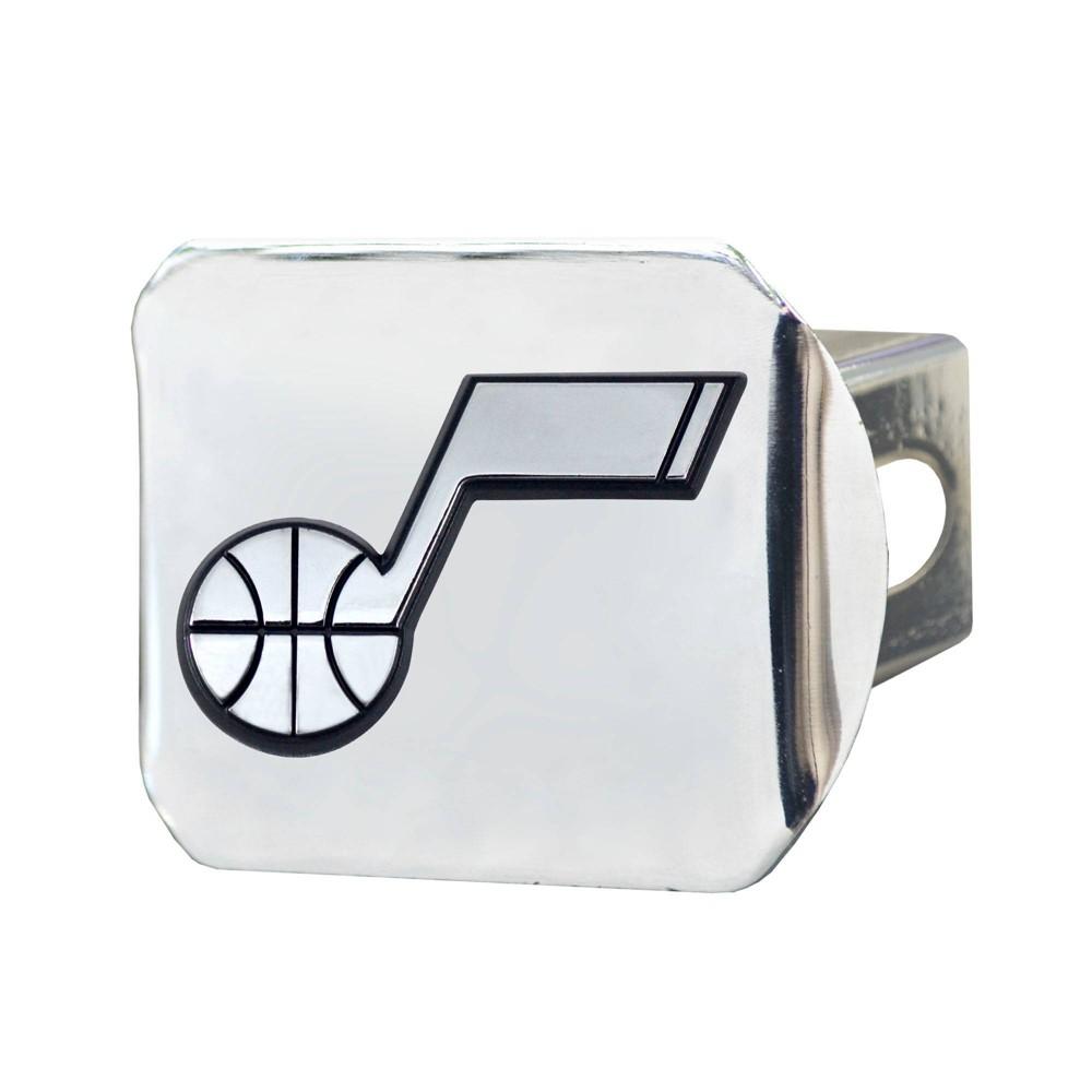 Nba Fan Mats Hitch Cover Utah Jazz