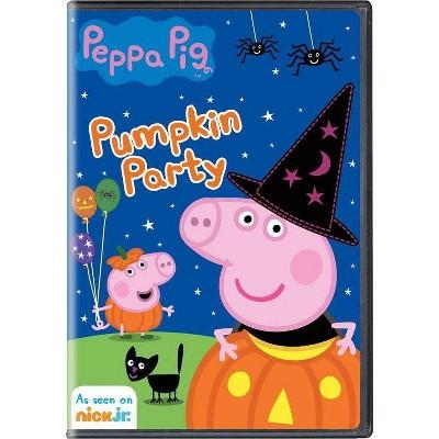 Peppa Pig: Pumpkin Party (DVD)
