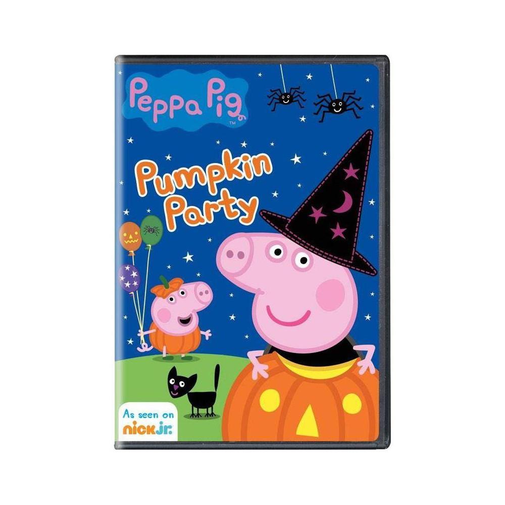 Peppa Pig Pumpkin Party Dvd