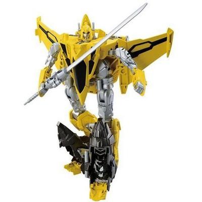 G02 Jinbu Samurai Jet | Transformers Go! Action figures