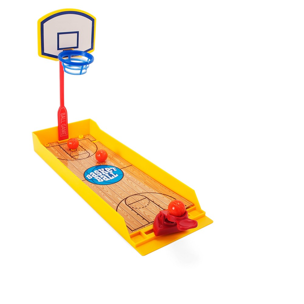 Orange Fingerboard Basketball - Npw Orange Fingerboard Basketball - Npw