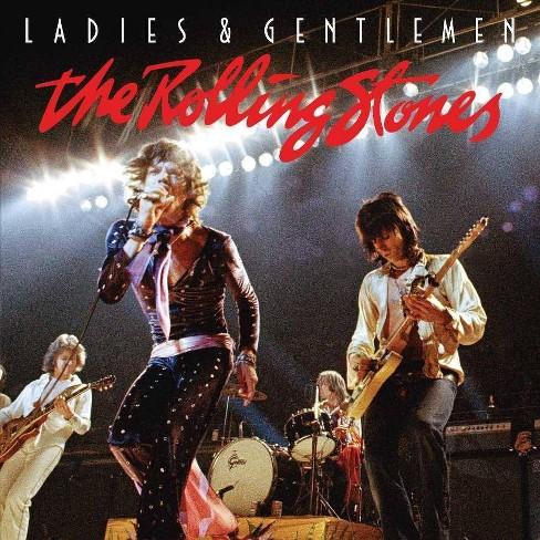 Rolling Stones - Ladies & Gentlemen (CD) - image 1 of 1