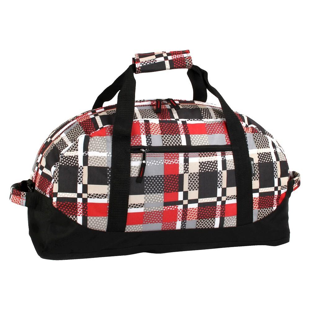 J World Lawrence 11 Sport Duffel Bag - Star, Red