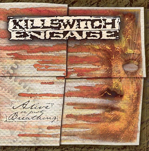 Killswitch Engage - Alive Or Just Breathing (CD) - image 1 of 1
