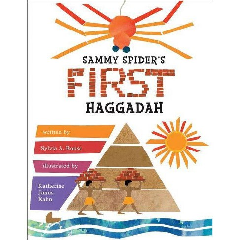 Sammy Spider's First Haggadah - (Passover) by  Sylvia A Rouss (Paperback) - image 1 of 1