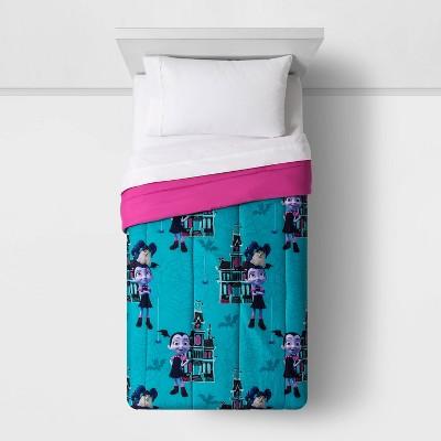 Vampirina Twin Comforter Blue