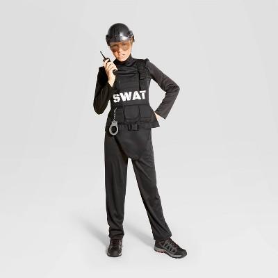 Kids' Deluxe SWAT Halloween Costume Jumpsuit - Hyde & EEK! Boutique™