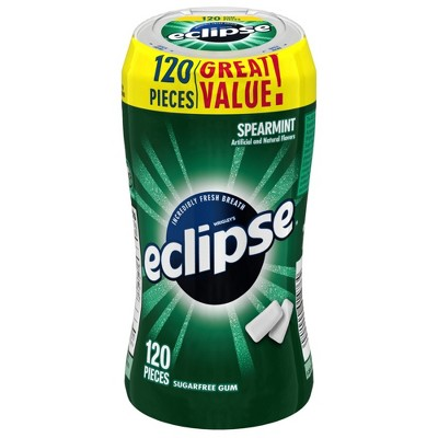 Eclipse Spearmint Gum - 120ct