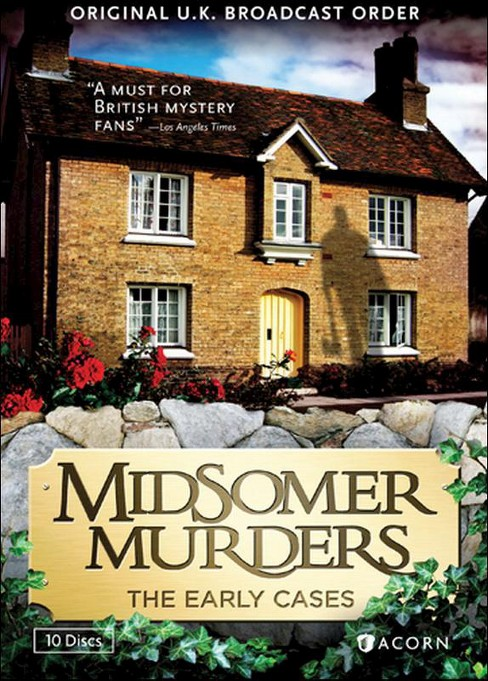 Midsomer Murders:Early Cases Collecti (DVD) - image 1 of 1