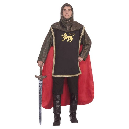 Men's Medieval Knight Costume Kit - One Size - image 1 of 1