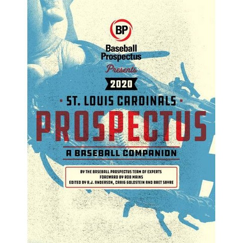St. Louis Cardinals 2020 - by  Baseball Prospectus (Paperback) - image 1 of 1