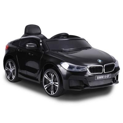 Feber 12V BMW GT Powered Ride-On - Black