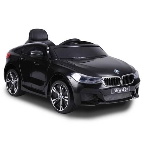 Feber 12V BMW GT Powered Ride-On - Black - image 1 of 4