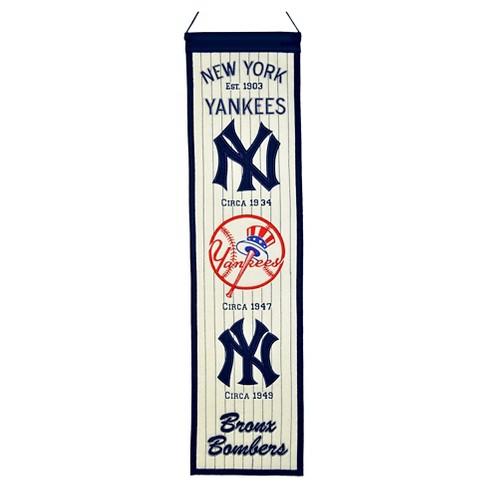 MLB Winning Streak Heritage Banner - image 1 of 1