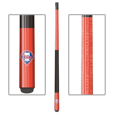 MLB Philadelphia Phillies Imperial Billiards Cue Stick