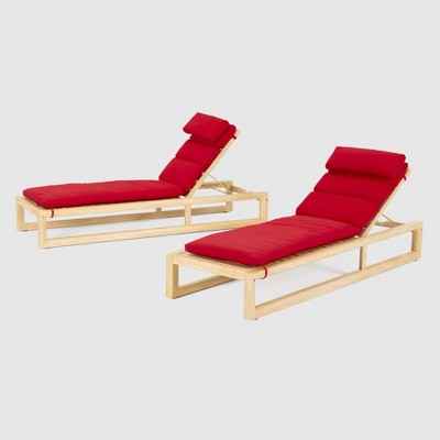 Benson Chaise Lounges - RST Brands