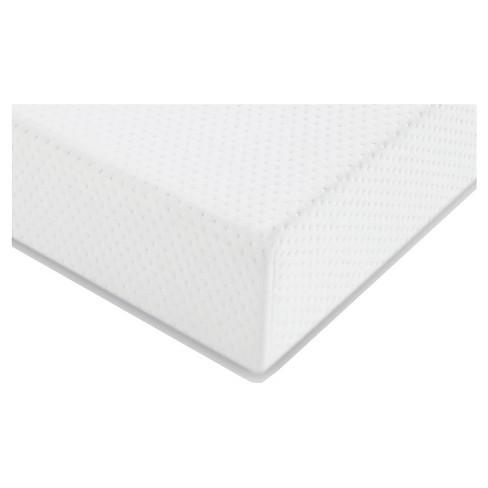 graco premium foam crib mattress target