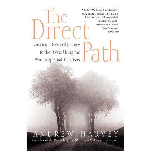 The Direct Path - by  Andrew Harvey (Paperback) - image 1 of 1
