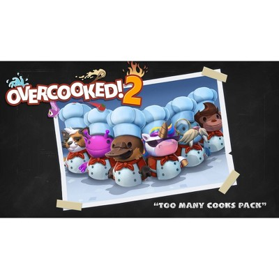 Overcooked! 2: Too Many Cooks Pack - Nintendo Switch (Digital)