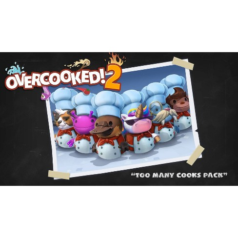 Overcooked! 2: Too Many Cooks Pack - Nintendo Switch (Digital) - image 1 of 4
