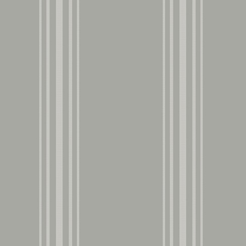Wallpaper Stripes Gray - Hearth & Hand™ with Magnolia - image 1 of 1