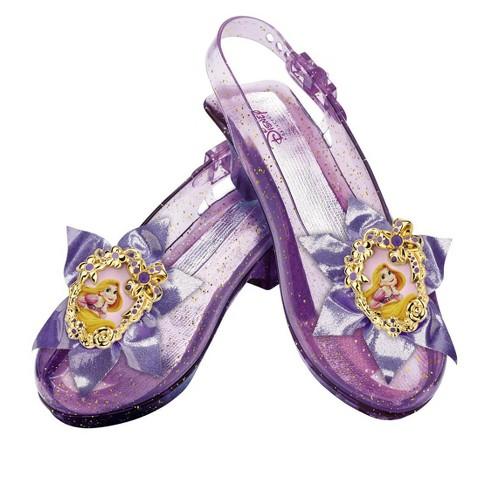 Disney Princess Disney Princess Rapunzel Sparkle Shoes - image 1 of 1