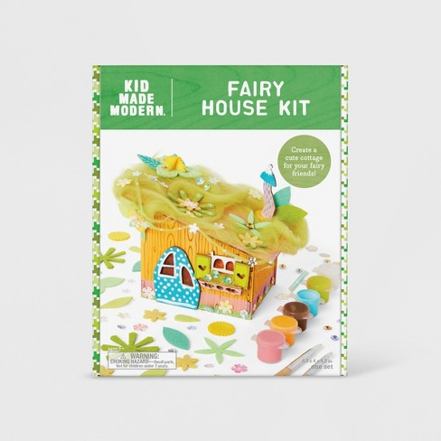 Fairy House Kit - Kid Made Modern - image 1 of 3