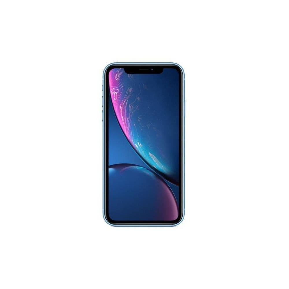 Apple iPhone XR Pre-Owned (GSM/CDMA- Unlocked) 64GB - Blue