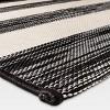 Outdoor Rug Worn Stripe- Threshold™ - image 4 of 4