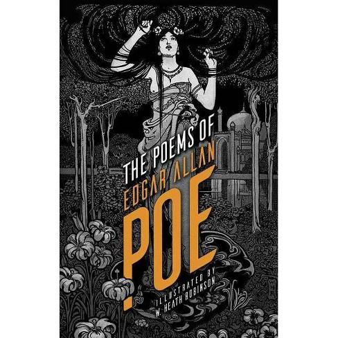 The Poems of Edgar Allan Poe - (Paperback) - image 1 of 1