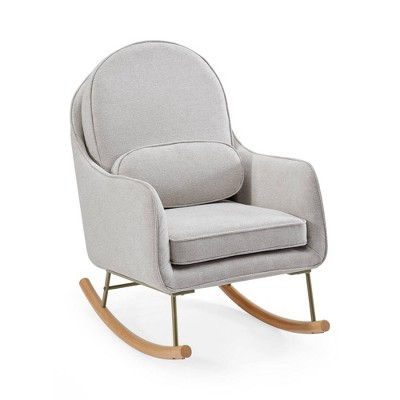 Delta Children Ella Rocker with LiveSmart Evolve Fabric