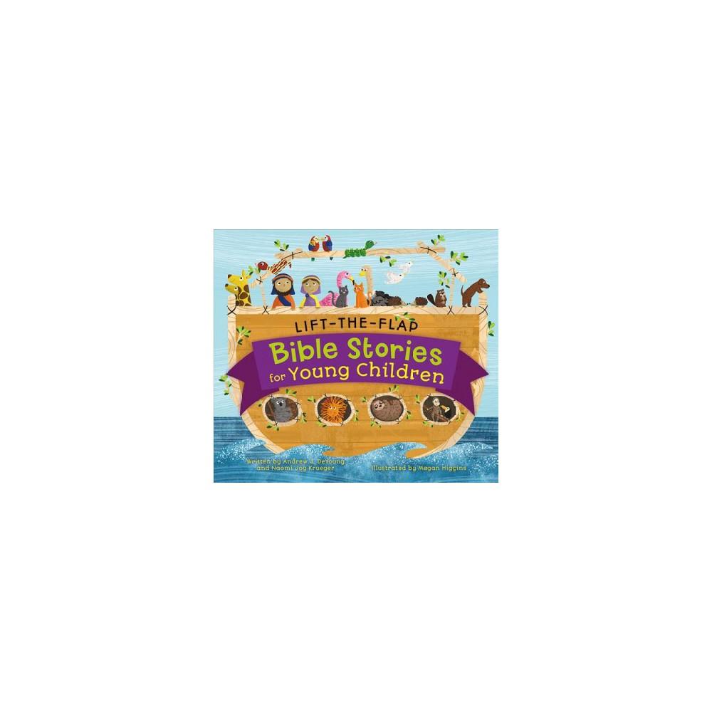 Bible Stories for Young Children - Brdbk by Andrew J. Deyoung & Naomi Joy Krueger (Hardcover)