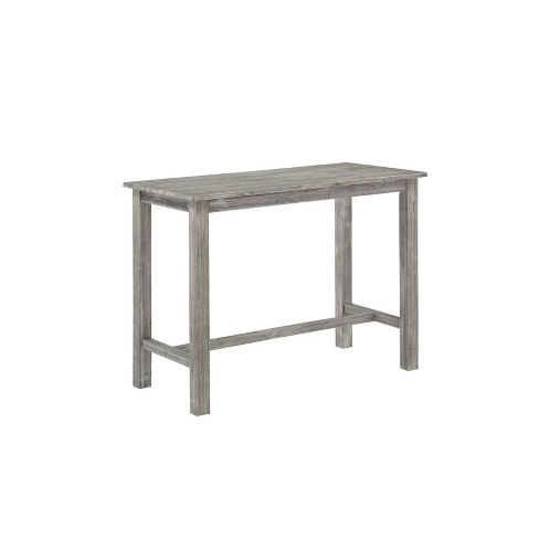 Sonoma Counter Height Pub Table Gray Brushed - Boraam - image 1 of 3