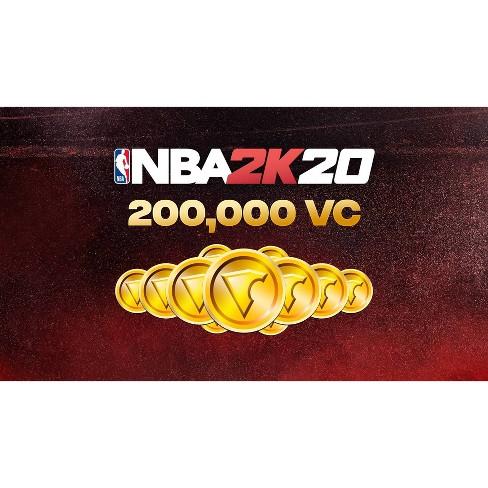 NBA 2K20: 200,000 VC - Nintendo Switch (Digital) - image 1 of 1