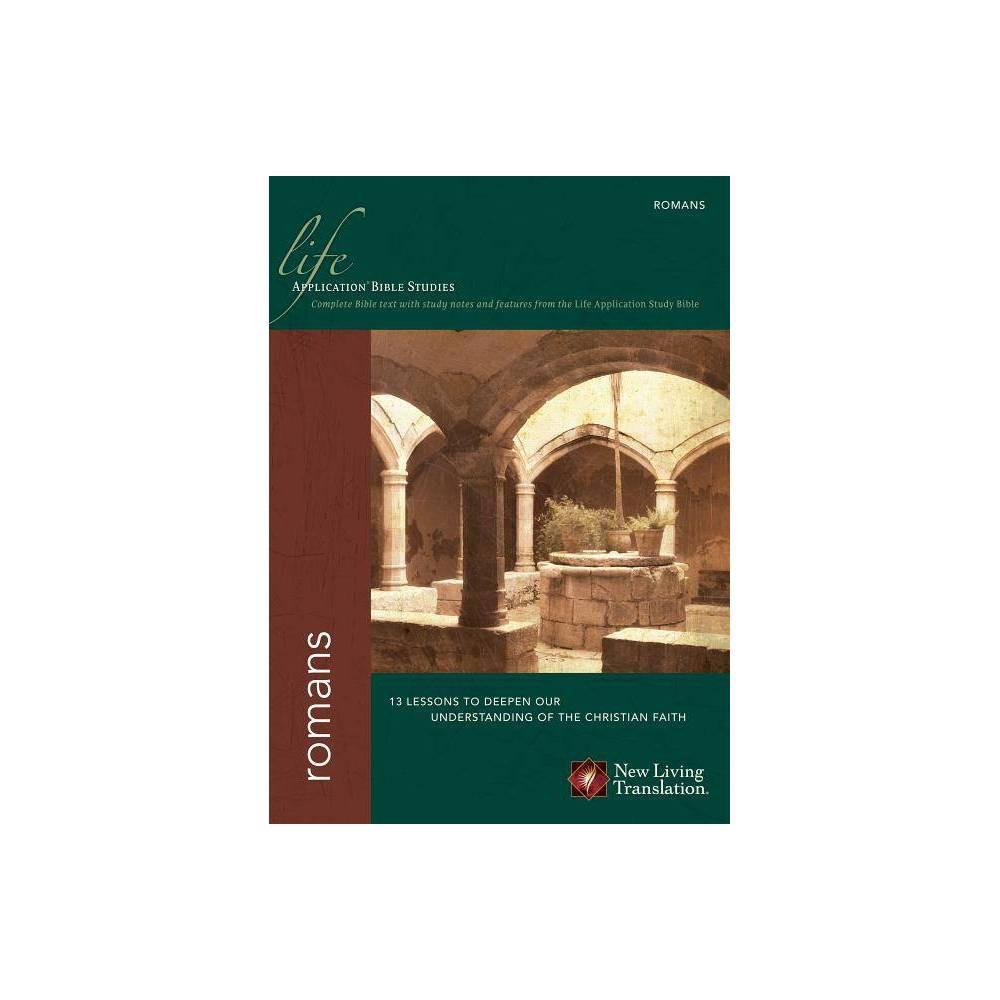 Romans Life Application Bible Studies Paperback