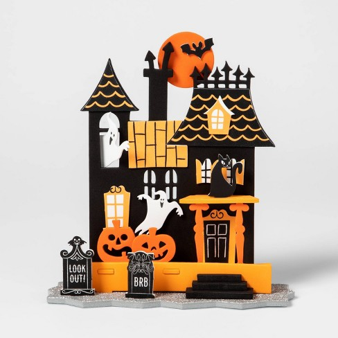 Haunted House 3D Halloween Craft - Hyde & EEK! Boutique™ - image 1 of 2