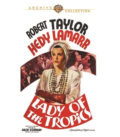 Lady of the tropics (DVD) - image 1 of 1