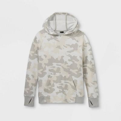 Boys' Fleece Hooded Sweatshirt - All in Motion™