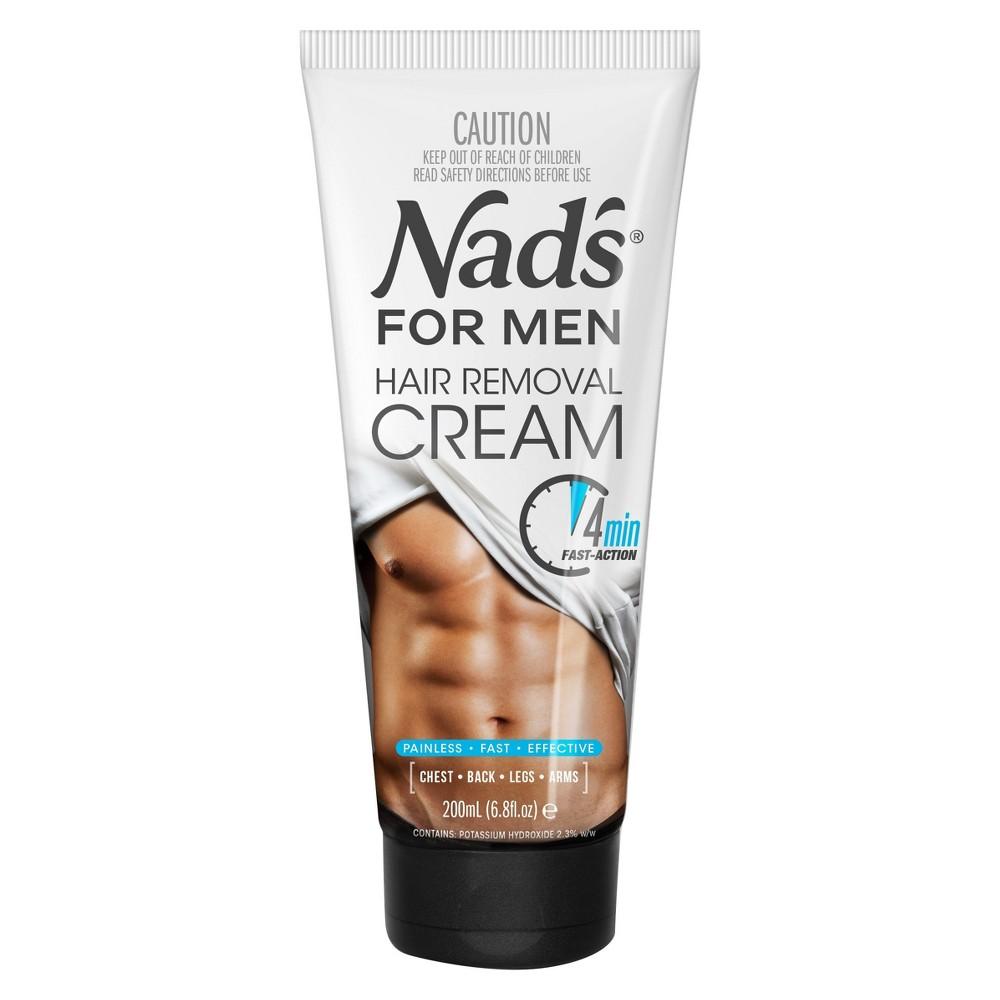 Image of Nad's Men's Hair Removal Cream - 6.8 fl oz