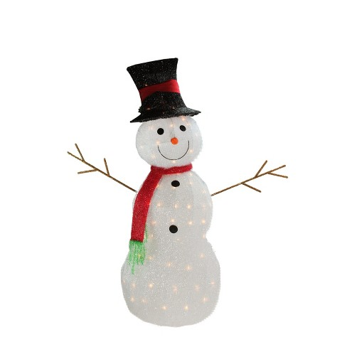 Northlight 48 White Lighted Snowman