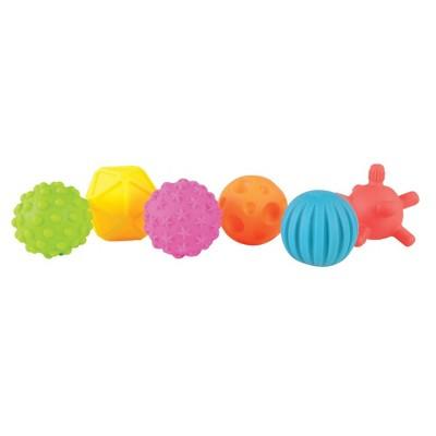 Edushape Baby Sensory Balls 6 Piece