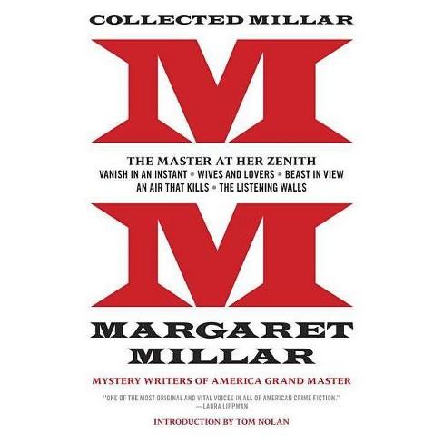 Collected Millar - by  Margaret Millar (Paperback) - image 1 of 1