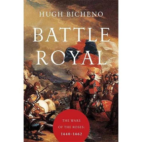 Battle Royal - by  Hugh Bicheno (Paperback) - image 1 of 1