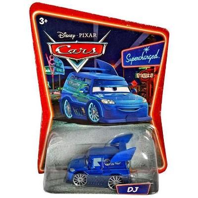 Disney Pixar Cars Supercharged Dj Diecast Car Target