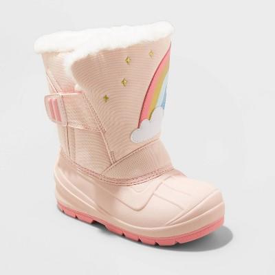 Toddler Frankie Winter Boots - Cat & Jack™